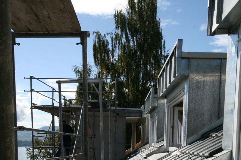 Blechnerarbeiten - Gampp Haustechnik - Waldshut-Tiengen