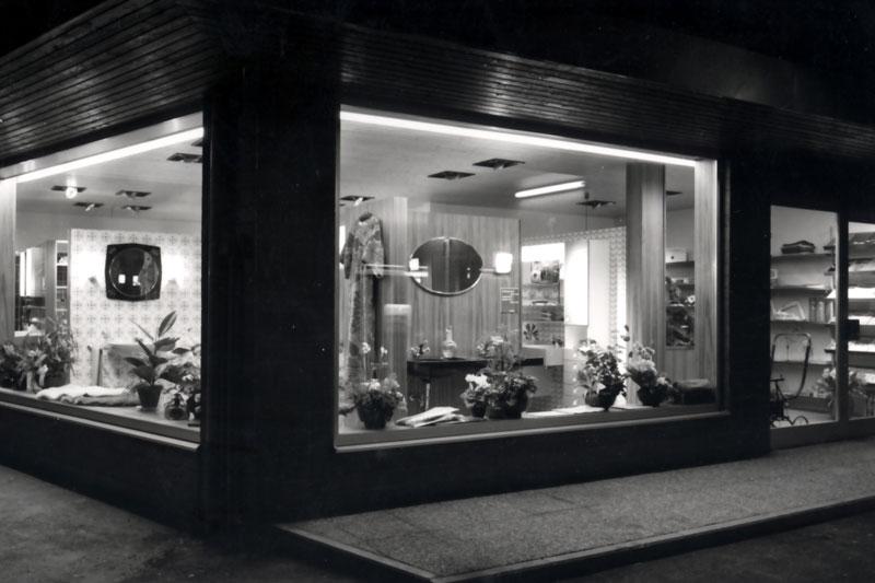 Schaufenster - Gampp Haustechnik - Waldshut-Tiengen