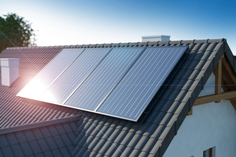 Solaranlagen - Gampp Haustechnik - Waldshut-Tiengen