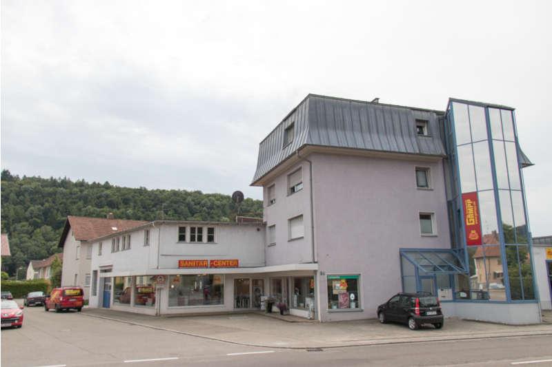 Geschäftshaus - Gampp Haustechnik - Waldshut-Tiengen